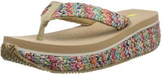 Very Volatile Women's Rainboom Wedge Sandal