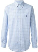 Ralph Lauren checked shirt - men - Cotton - M