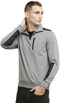 Kenneth Cole Half-Zip Tech Pullover