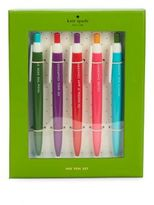 Kate Spade So Well Composed Ink Pen Set