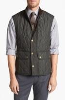 Barbour Men's 'Lowerdale' Trim Fit Quilted Vest