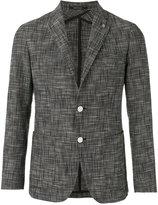 Tagliatore two button blazer - men - Cotton/Polyamide/Spandex/Elastane - 46