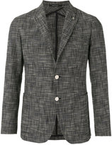 Tagliatore two button blazer - men - Cotton/Polyamide/Spandex/Elastane - 48