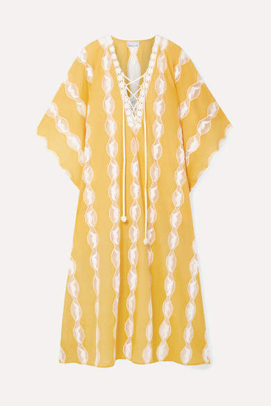 c7e6f436c30 Crochet Kaftan - ShopStyle UK