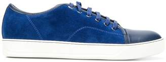 Lanvin toe-capped sneakers