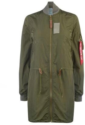 Alpha Industries MA-1 Fishtail Jacket
