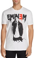Bravado Eminem Spray Paint Short Sleeve Tee