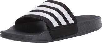 adidas Boys' Adilette Shower Adj K Slide Sandal