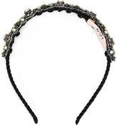 No.21 embellished hairband - women - Viscose - One Size