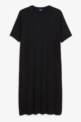 Monki Oversized t-shirt dress