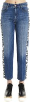 Stella McCartney Logo Tape Jeans