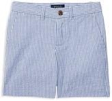 Ralph Lauren Boys' Seersucker Fit Shorts - Little Kid, Big Kid