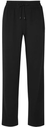 Kenzo Striped Crepe Track Pants