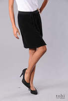 Juicy Couture A-Line Knee Skirt