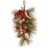 NATIONAL TREE CO National Tree Co. Christmas Teardrop Holiday Yard Art