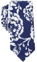 Bar III Men's Port Floral Skinny Tie, Created for Macy's