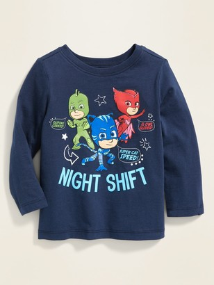 """Old Navy PJ Masks """"Night Shift"""" Graphic Tee for Toddler Boys"""