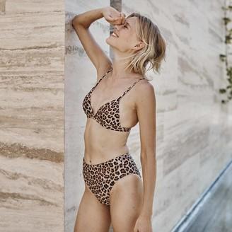 Summersalt The High Leg High Rise - Leopard