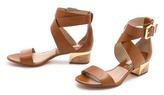 Michael Kors Tulia Block Heel Sandals
