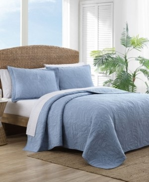 Tommy Bahama Solid Costa Sera Full-Queen Quilt