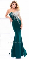 Tarik Ediz Marla Evening Dress