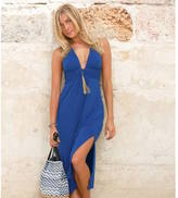 Aspiga St Tropez Three Quarter Length Jersey Halter Dress