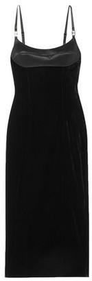 Brandon Maxwell 3/4 length dress
