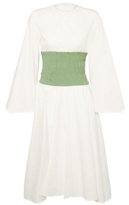 Loewe Smock cinched dress