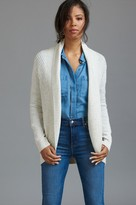 Dynamite Textured Open Cardigan Sweater