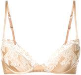 La Perla lace push-up bra - women - Silk/Cotton/Polyamide/Viscose - 1