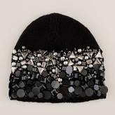 J.Crew Gem-laden knit hat