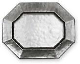 Juliska Pewter Stoneware Octagonal Platter