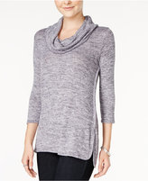 Tommy Hilfiger Olivia Cowl-Neck Top, Only at Macy's