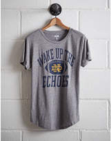 Tailgate Women's Notre Dame Echoes T-Shirt