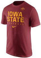 Nike Men's Iowa State Cyclones Practice Tee