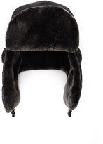 Forever 21 FOREVER 21+ Men Faux Fur Trapper Hat