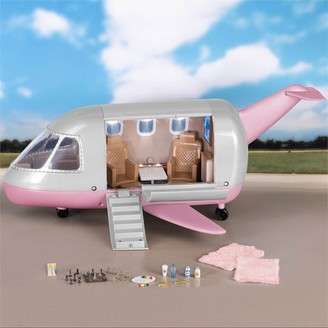 LORI DOLLS 6 Doll Luxury Jet