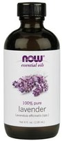 NOW 100% Pure Lavender Oil 4 oz 8154570