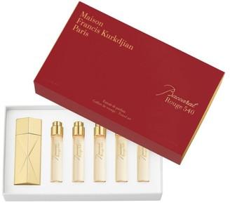 Francis Kurkdjian Baccaret Rouge 540 Extrait de Parfum Six-Piece Travel Set