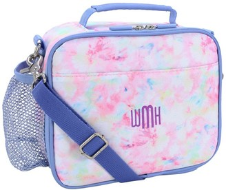 Pottery Barn Teen Gear-Up Tie Dye Party Recycled Lunch Boxes