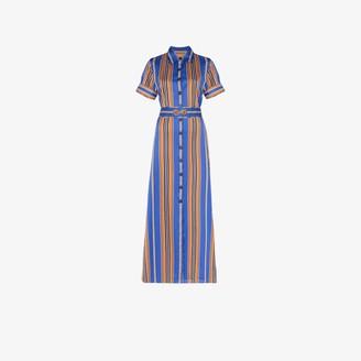 Evi Grintela Badi striped shirt dress