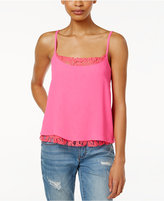 Rachel Roy Lace-Trim Layered Camisole, Created for Macy's