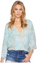 Blue Life Hayley Kimono Top Women's Clothing