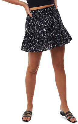 All About Eve Doily Ditsy Skirt