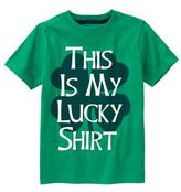 Gymboree Lucky Tee