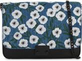 Loeffler Randall Embroidered shoulder bag