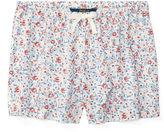 Ralph Lauren Floral Pull-On Short