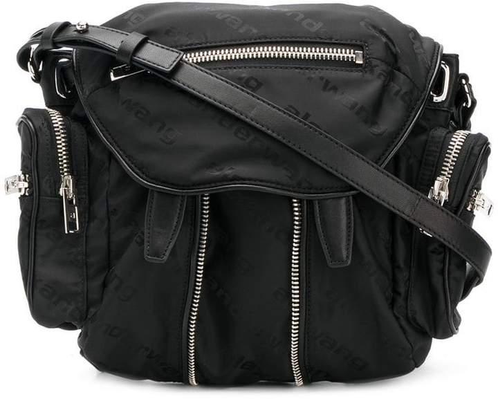 Alexander Wang mini Marti logo backpack