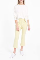 Theory Erstina Cropped Trousers