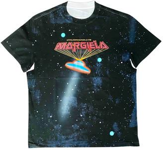Maison Margiela Anthracite Cotton T-shirts
